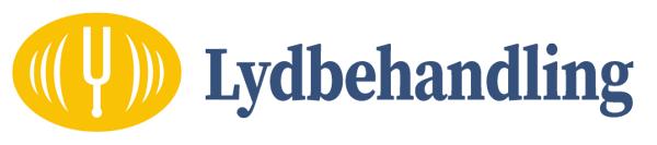 Logo for lydbehandling.dk